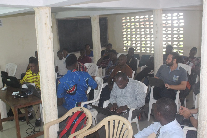 A religion institution hosted the 13th Integrated Forum for Renewable Energy in Liberia (IFREL) meeting