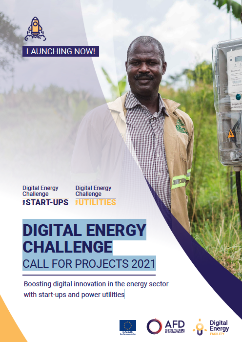 EU DIGITAL ENERGY CHALLENGE - ANNUAL CALL FOR PROJECTS